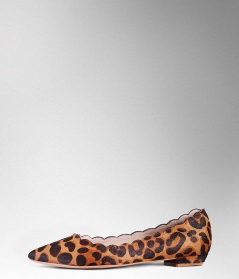 Boden, 1669[^]35169911 Scallop Point Pumps Tan Leopard Pony Boden, Tan