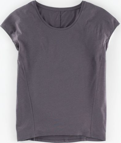 Boden, 1669[^]35225440 Supersoft Seam Tee Grey Boden, Grey 35225440