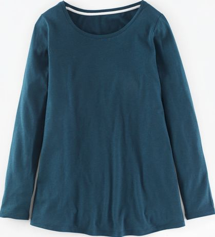 Boden, 1669[^]35027978 Supersoft Swing Top Seaweed Boden, Seaweed