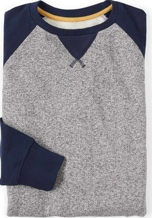 Boden, 1669[^]34489856 Sweatshirt Navy/Grey Marl Boden, Navy/Grey Marl
