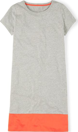 Boden, 1669[^]34649087 T-shirt Dress Grey Boden, Grey 34649087
