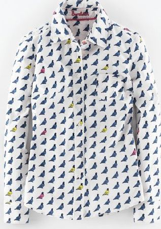 Boden, 1669[^]35085158 The Shirt Ivory Pigeons Boden, Ivory Pigeons