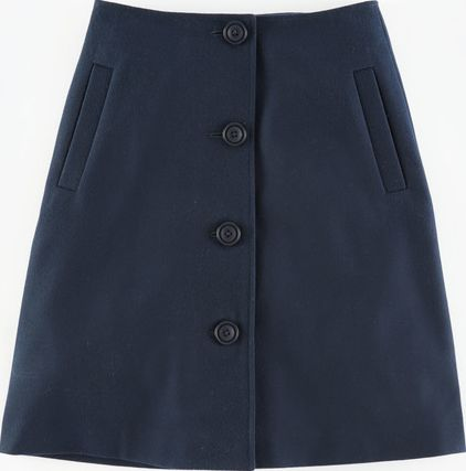 Boden, 1669[^]35261270 Tilly Skirt Blue Boden, Blue 35261270