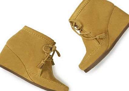 Boden Wedge Boot, Yellow 34617654