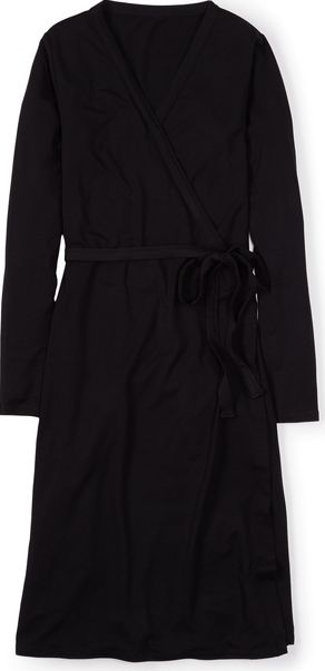 Boden, 1669[^]34386458 Wrap Party Dress Black Boden, Black 34386458