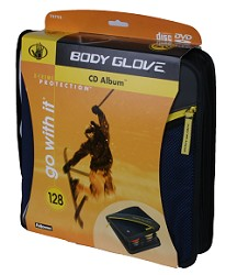 BODY GLOVE 128 Disc CD Wallet product image