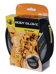 BODY GLOVE 32 Disc CD Wallet product image