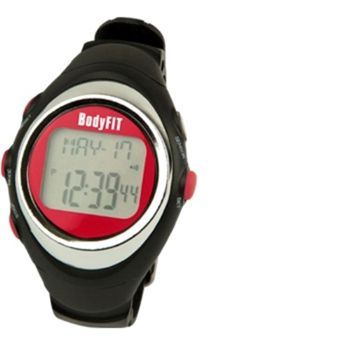 - Pulse Monitor Watch in RED