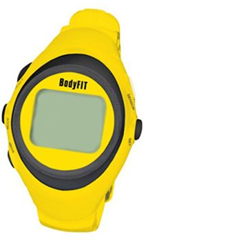- Pulse Monitor Watch in Yellow