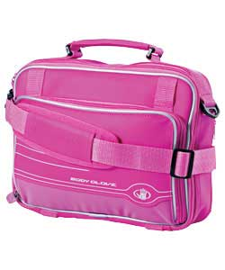Portable DVD Player Case - Scuba II Pink