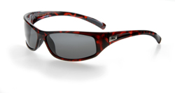 RATTLER ORANGE TEXTILE FRAME - SMOKE LENS