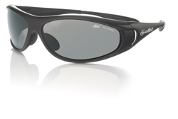 SPIRAL SHINY BLACK FRAME - POLARIZED TNS