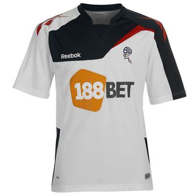 Reebok = Bolton Wanderers Home Shirt 2011 2012 Размер: S M L XL XXL Цена...