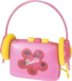 Barbie Stereo Player