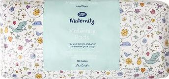 Boots Maternity, 2041[^]10053470 Pads - 1 x 10 Pack 10053470