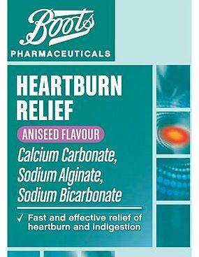 Heartburn relief uk