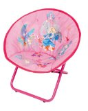 Barbie Island Princess Metal Folding Chair