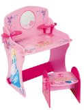Barbie Island Princess Vanity Table And Stool