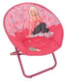Barbie Playful Places Metal Folding Chair