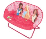 Barbie Playful Places Metal Folding Sofa