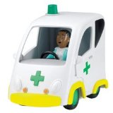 Fireman Sam - Ambulance with Nurse Flood