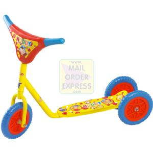 Noddy 3 Wheel Scooter