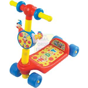 Noddy Sound Board Scooter