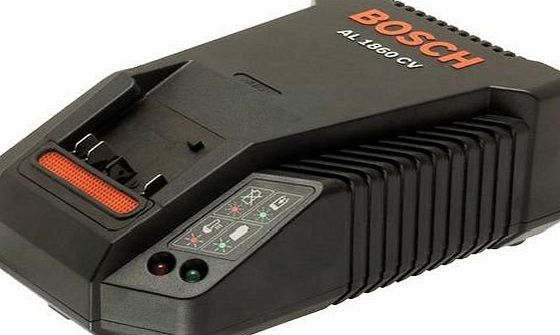 Bosch AL1860 CV 14.4 - 18v Quick Battery Charger