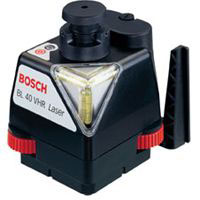 Laser Level BL 40 VHR With the Bosch BL 40 VHR, al - CLICK FOR MORE INFORMATION