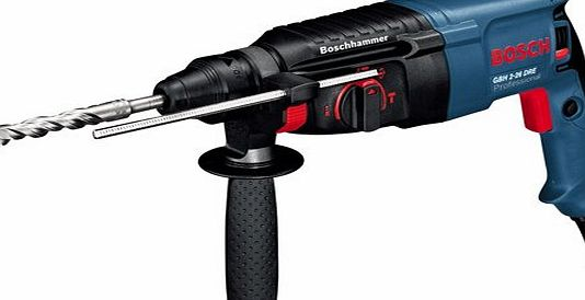 Bosch GBH2-26DRE Hammer Drill SDS-Plus 2kg with SDS-Plus Chuck 26mm