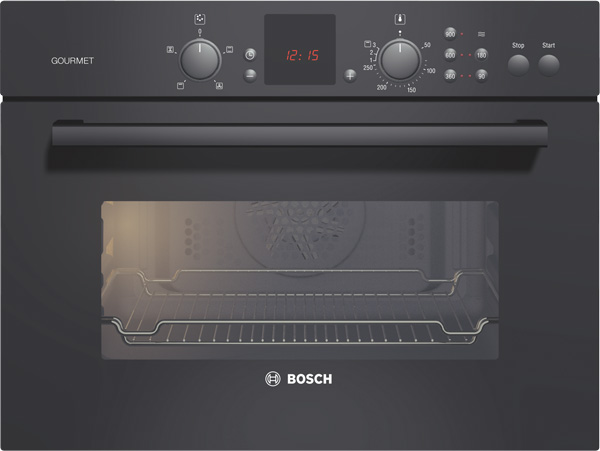 bosch electric oven instructions