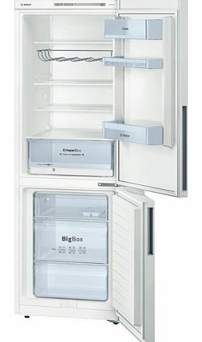 Bosch Ltd KGV36VW32G 309litre Fridge Freezer Auto Defrost Class A++ White product image