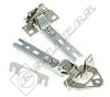 Refrigerator Door Hinge Kit - Pack of 2