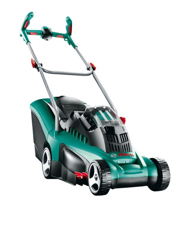 bosch lawn mowers reviews. Black Bedroom Furniture Sets. Home Design Ideas