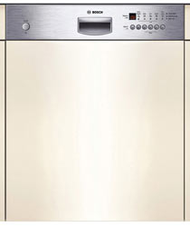 bosch integrated dishwasher fitting instructions