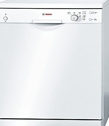 Bosch SMS40C32GB ActiveWater 12 Place Freestanding Dishwasher White