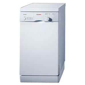 Bosch Srs43c22 Slimline Dishwasher White Dishwasher