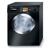Exxcel 5Kg/2.5Kg 1200 Spin Washer Dryer in Black - CLICK FOR MORE INFORMATION