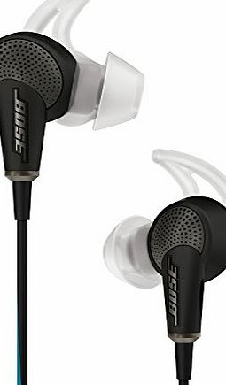Bose QuietComfort 20 Acoustic Noise Cancelling Headphones for Apple Devices (Black)