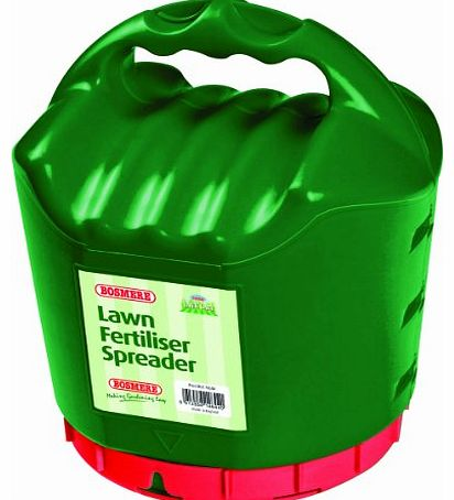 Bosmere Products Ltd Bosmere N644 Lawn Fertiliser Spreader
