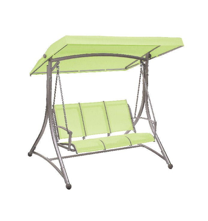 Boston 3 seat garden swing green review compare prices buy online