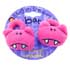 BANG ON THE DOOR 2 BAT SQUEAKY PONYTAIL HOLDERS