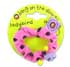BANG ON THE DOOR LADYBIRD PONYTAIL HOLDER