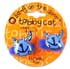 BANG ON THE DOOR TABBY CAT MINI INFLATABLE PONY