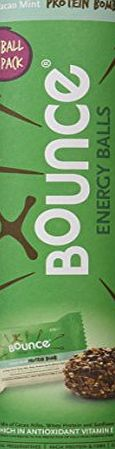 Bounce Foods Cacao Mint Protein Bomb Energy Balls 42 g (Pack of 5)