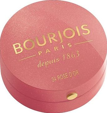 Bourjois, 2041[^]10004959019 Little Round Pot Blusher Santal SANTAL