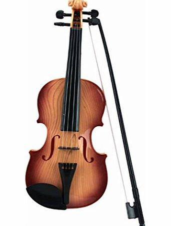 New Children Simulation Electric Violin Kids Music Instrument Toy