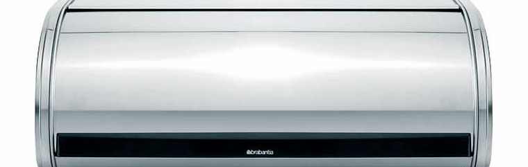Brabantia Brilliant Stainless Steel Bread Bin product image