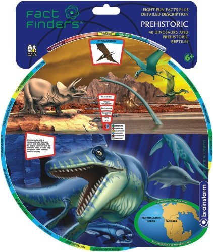 Fact Finders Prehistoric