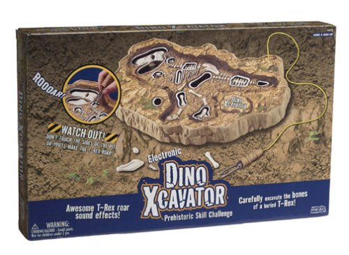 Brainstorm Uncle Milton - Dino Xcavator product image
